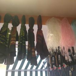 Foulards, casquettes & bonnets